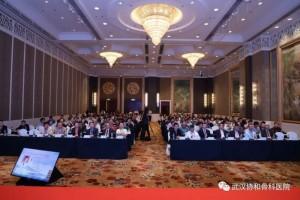 热烈祝贺第二届武汉协和关节骨科高峰论坛在江城武汉顺利召开